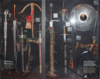 Some weapons from Game of Thrones