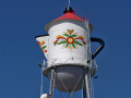 Kingsburg Coffee Pot Water Tower